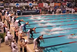Sprint Freestyle: Stroke Rates